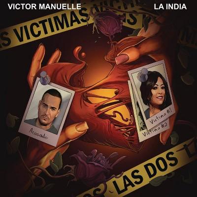 Manuelle Victor & La - Victimas Las Dos (CD)