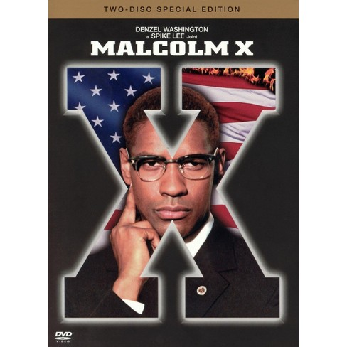 Malcolm X (2 Discs) (dvd_video) - image 1 of 1