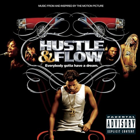 Original Soundtrack - Hustle & Flow [Explicit Lyrics] (CD) - image 1 of 2
