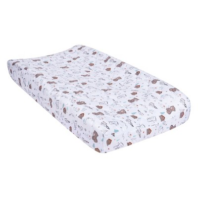 Trend Lab Changing Pad Cover - Fishing Bears