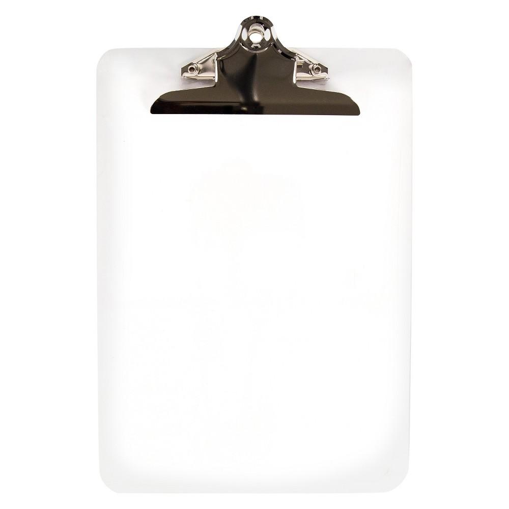 Bethany Mota Paper Clipboard - White