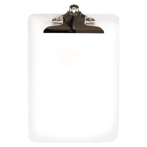 Bethany Mota Paper Clipboard - White - image 1 of 1