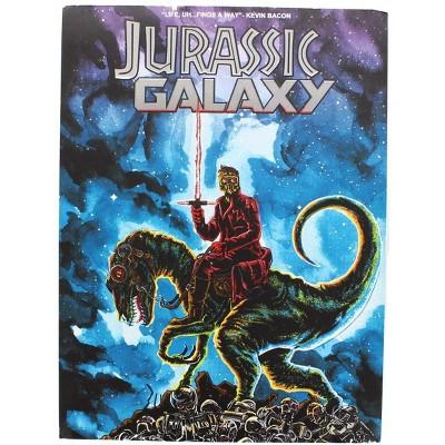 Nerd Block Jurassic Galaxy 8x10 Art Print by Tim Doyle