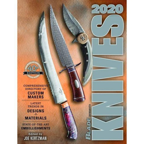 Knives 2020 - (World's Greatest Knife Book) 40 Edition (Paperback) - image 1 of 1