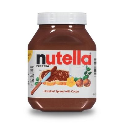 Nutella Hazelnut Spread - 2.2oz