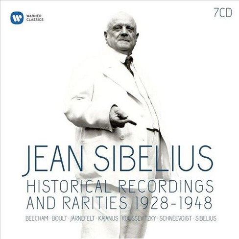 Various - Jean sibelius edition (CD) - image 1 of 1