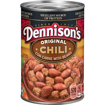 Dennison's Original Chili Con Carne with Beans 15oz