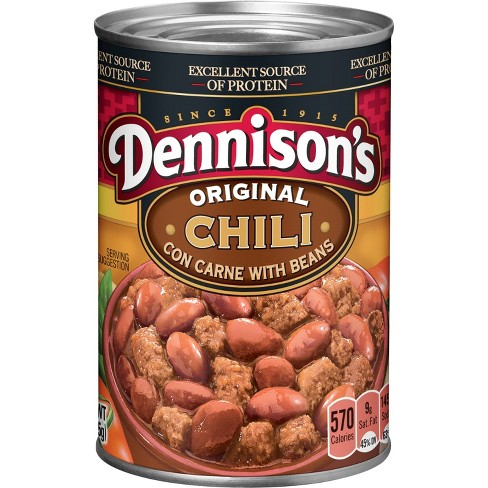 Dennison's Original Chili con Carne with Beans - 15oz - image 1 of 1