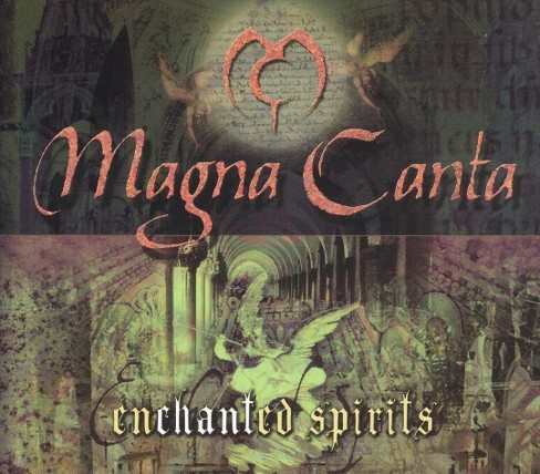 Magna canta - Enchanted spirits (CD) - image 1 of 1