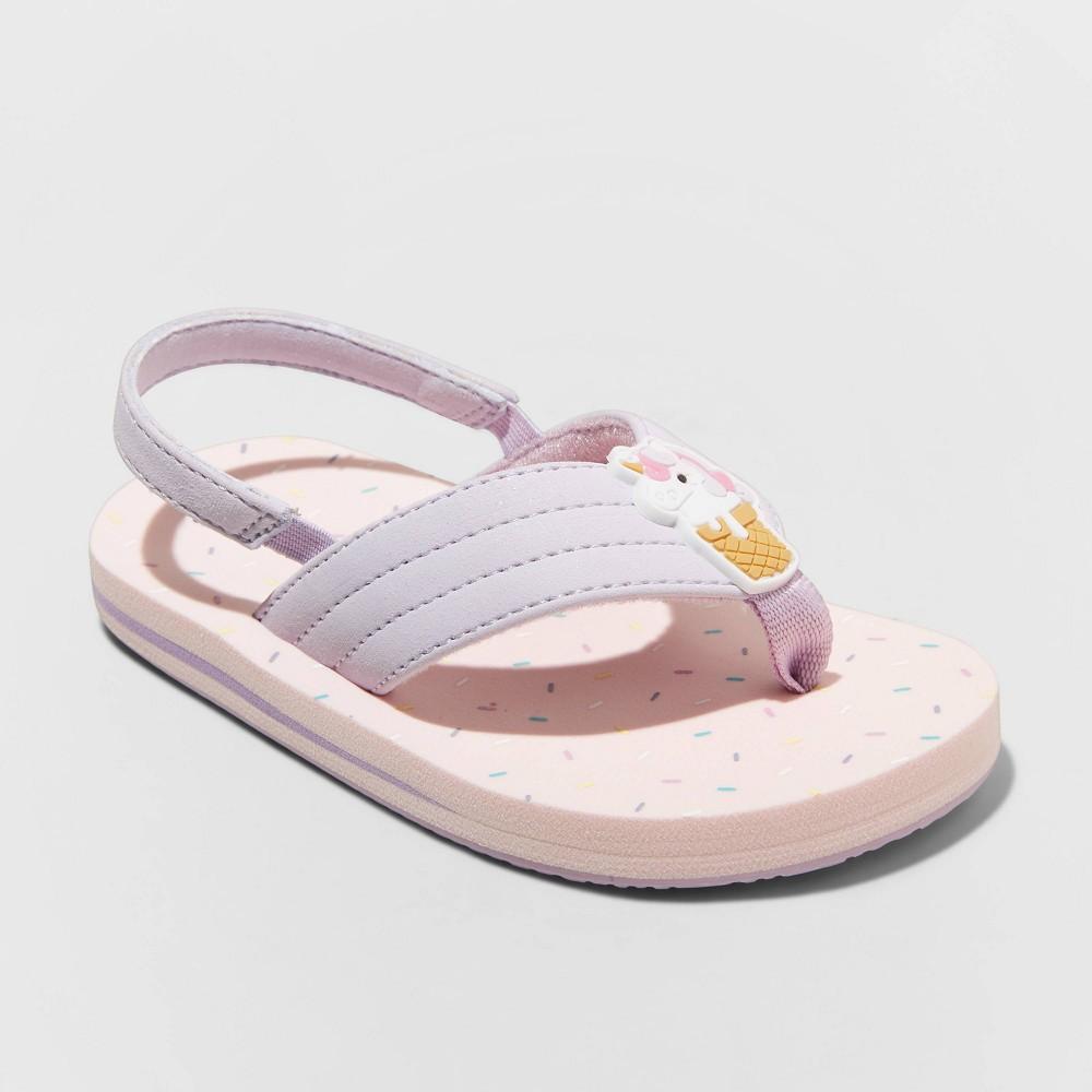 Toddler Ash Flip Flop Sandals Cat 38 Jack 8482 Light Pink L