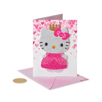 Hello Kitty Patch Card - PAPYRUS