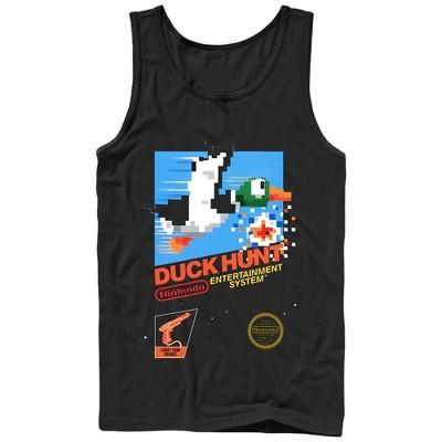 Men's Nintendo NES Duck Hunt Tank Top