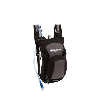Outdoor Products Tadpole 3.5L Hydration Pack - Black