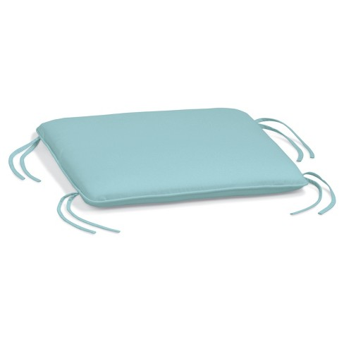 Outdoor Seat Cushion OxfrdG TRQ - image 1 of 1