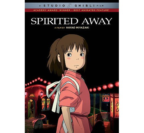 Spirited Away (DVD) - image 1 of 1