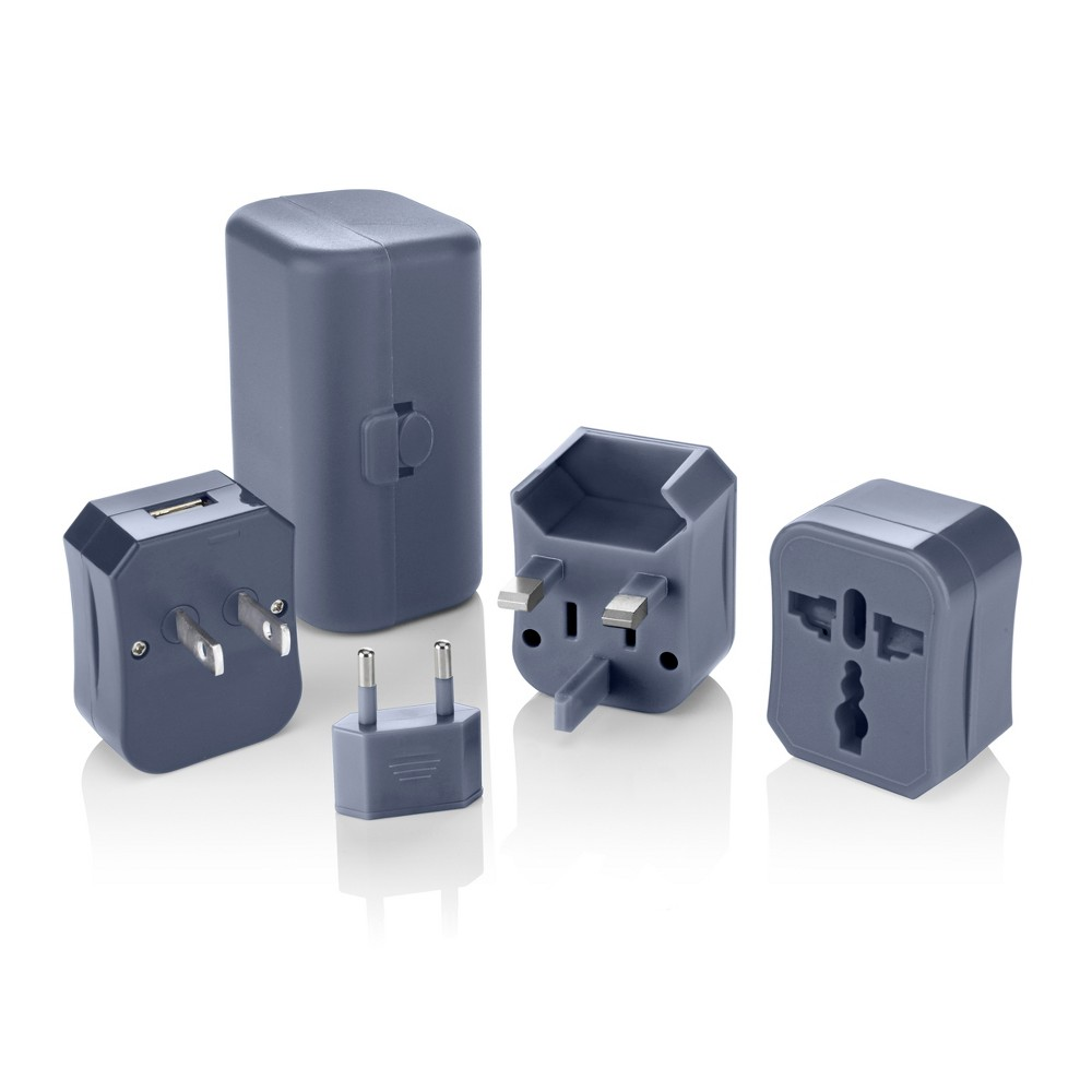 Image of Travel Smart Nested Adapter