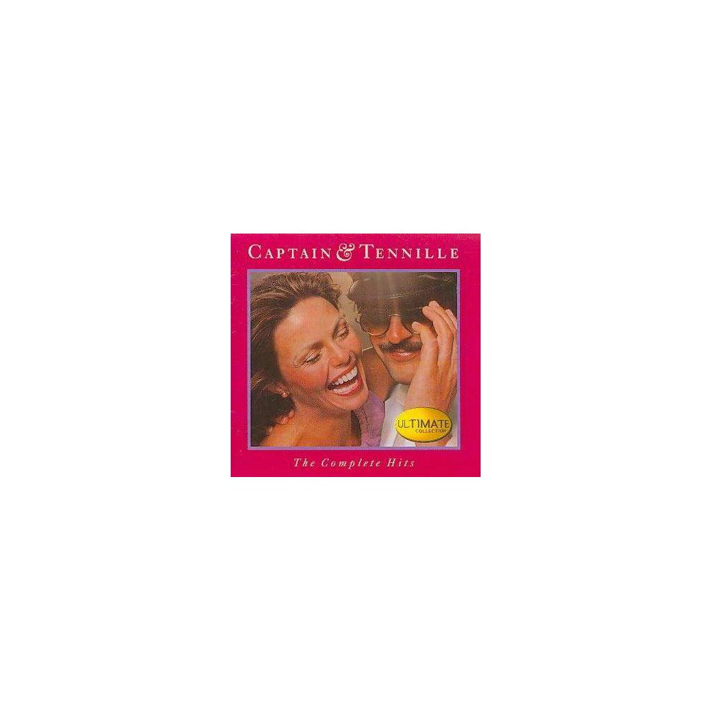 Captain Tennille Ultimate Collection Cd