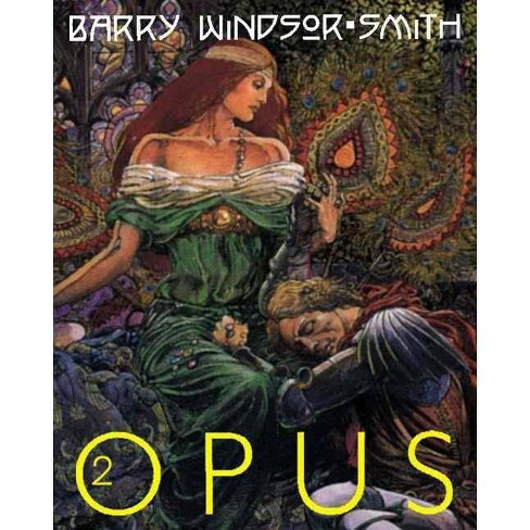 Barry Windsor-Smith: Opus - (Hardcover) - image 1 of 1