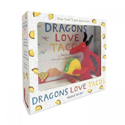 Dragons Love Tacos (Hardcover)(Adam Rubin)