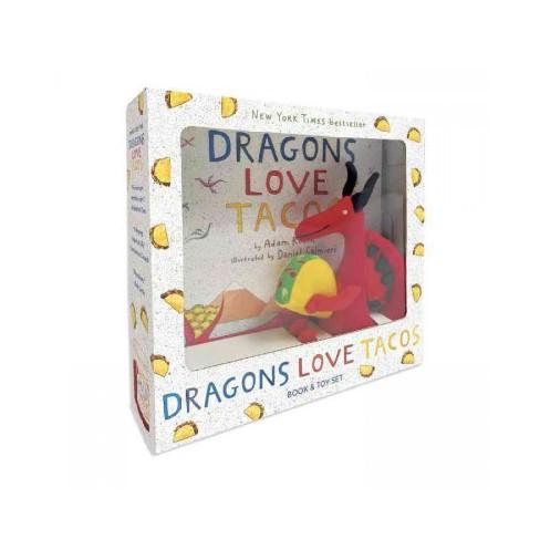 Dragons Love Tacos Hardcover Adam Rubin Target