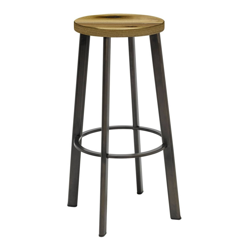 Image of Metro Barstool Natural - KFI Seating