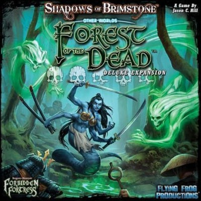 Forbidden Fortress - Forest of the Dead Deluxe Expansion Board Game