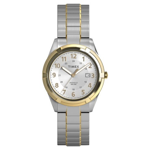 Men's Timex Expansion Band Watch - Two Tone TW2P89300JT - image 1 of 1
