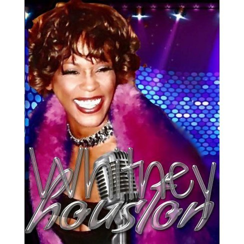 Whitney Houston Tribute Music Blank Drawing Journal - by  Michael Huhn & Sie Michael Huhn (Paperback) - image 1 of 1