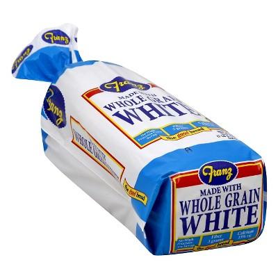 Franz Whole Grain White Bread - 22.5oz