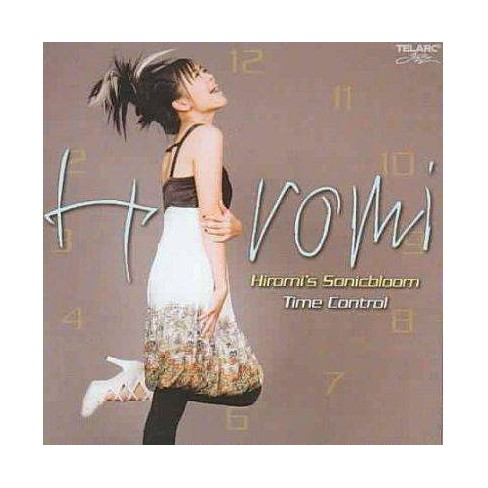 Hiromi - Time Control (CD) - image 1 of 1