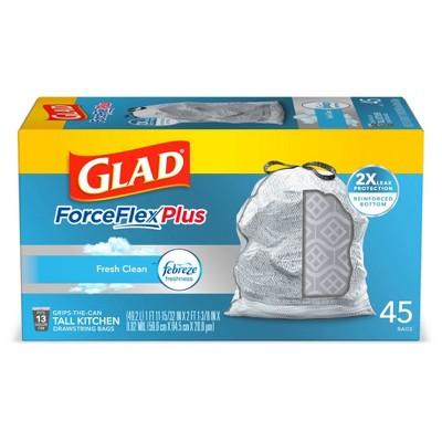 Glad ForceFlex + OdorShield