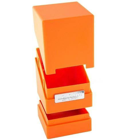 Monolith Deck Case 100+ Standard Size Orange - image 1 of 1