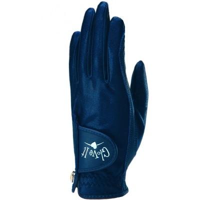 Glove It Women's Golf Glove Navy Clear Dot