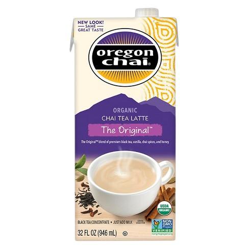 Oregon Chai Chai Tea Latte Concentrate 32oz - image 1 of 1
