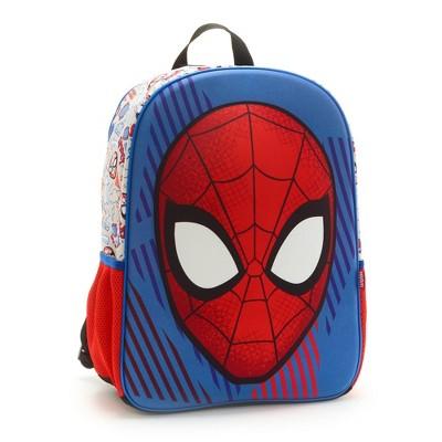 """Marvel Spider-Man 16"""" Kids' Backpack - Disney store"""