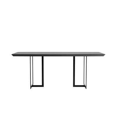 "86.22"" Celine  Dining Table - Manhattan Comfort"