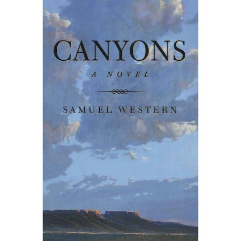 Canyons - by  Samuel Western (Paperback) - image 1 of 1