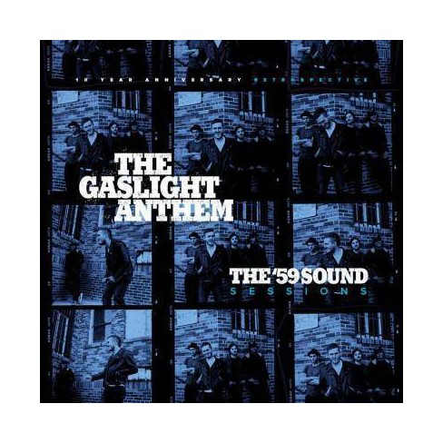 Gaslight AnthemGaslight Anthem - 59 Sound Sessions59 Sound Sessions (CD) - image 1 of 1