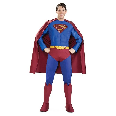 DC Comics Men's Superman Supreme Costume - image 1 of 1