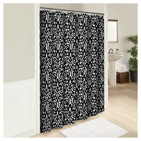 Hadley Mosaic Shower Curtain - Marble Hill® - image 1 of 1