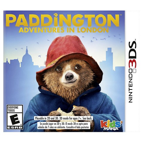 Paddington: Adventures in London PRE-OWNED Nintendo 3DS - image 1 of 1