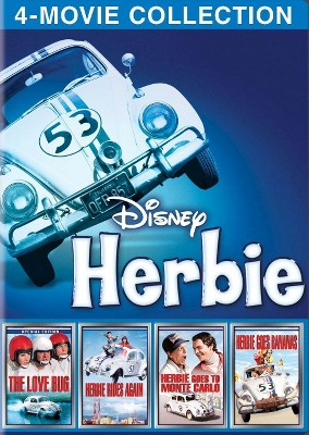 Disney Herbie: 4-Movie Collection (DVD)