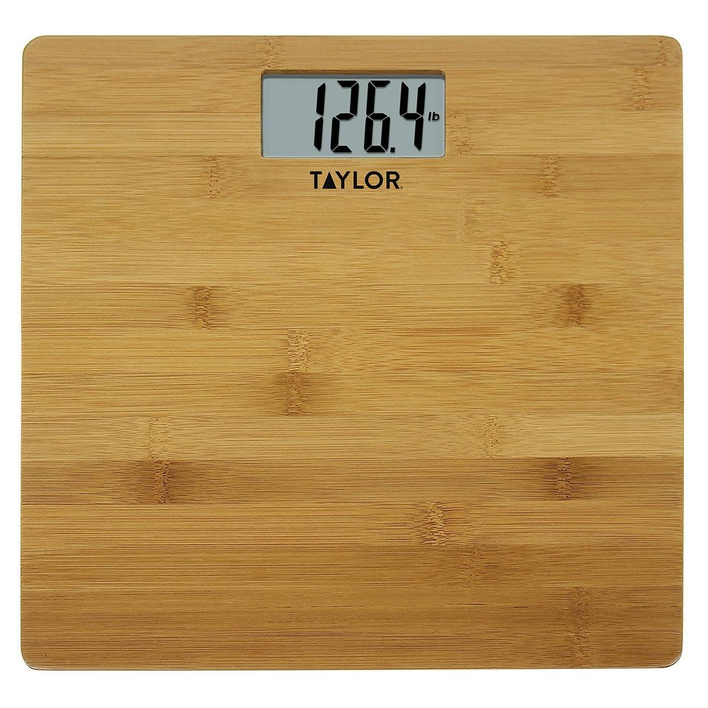 Image of Personal Digital Bamboo Scale Tan - Taylor