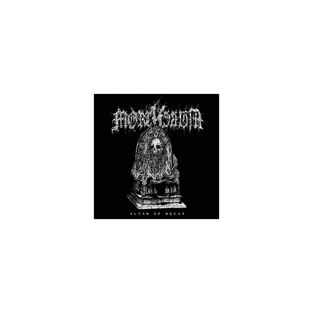 Mortiferum - Altar Of Decay (CD)