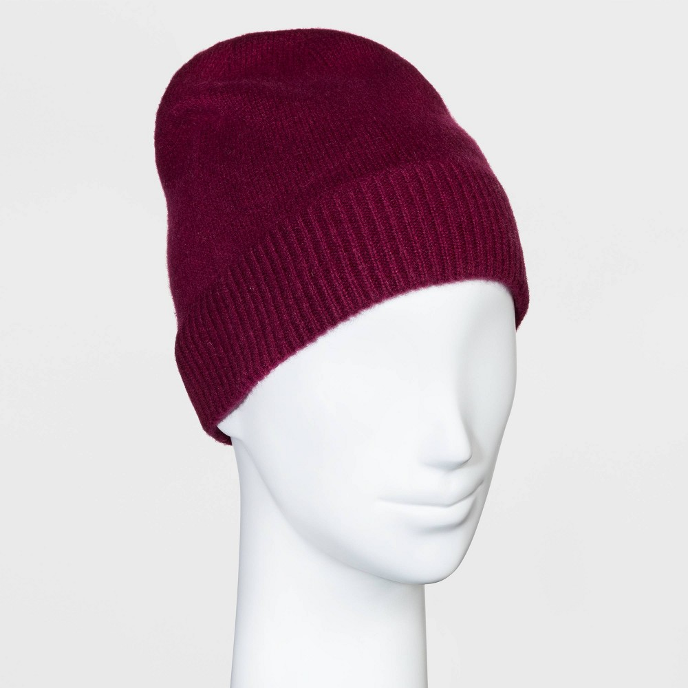 Compare Women' Cahmere Beanie - A New Day™