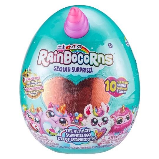 Zuru Rainbocorns Sequin Surprise Series 2 image number null