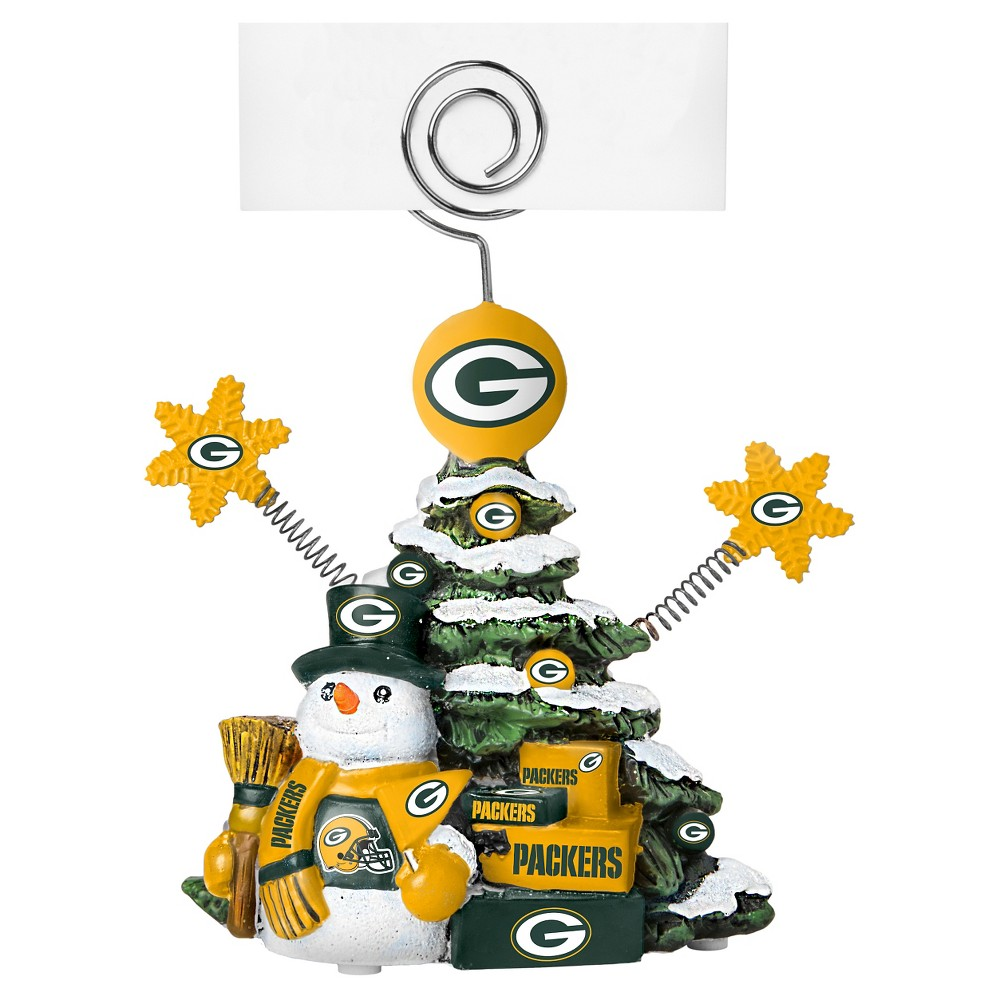 Green Bay Packers Topperscot Holiday Sculpture