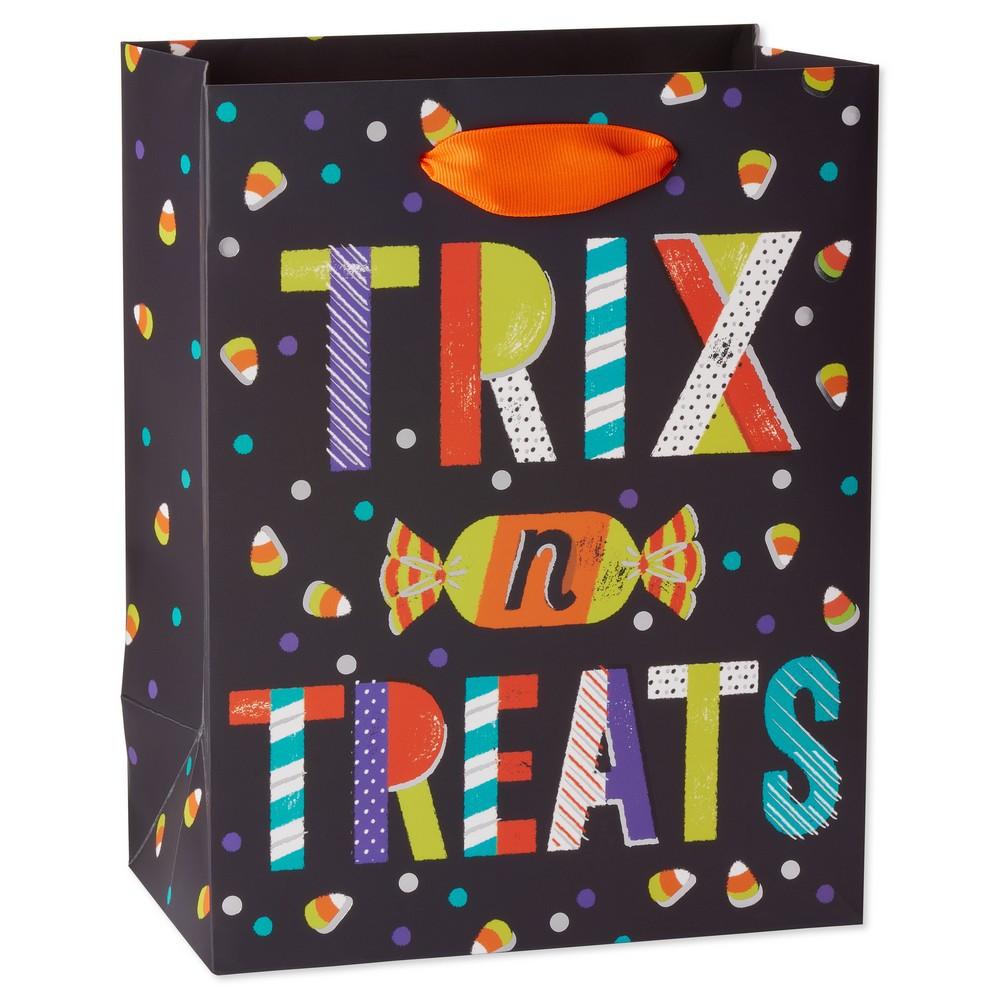 Halloween Thrills Medium Halloween Gift Bag - Papyrus, Mu...