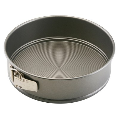 Circulon 9 Inch Spring Form Pan - Gray
