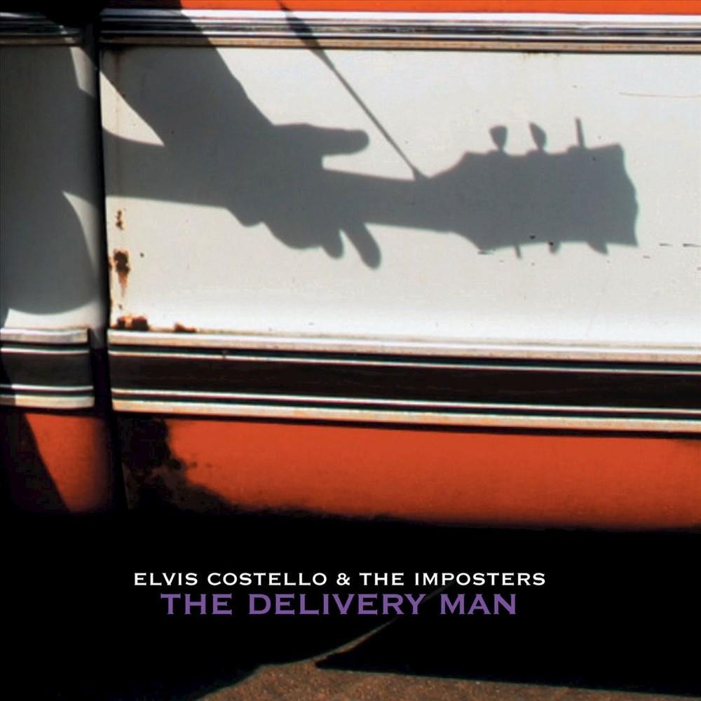 Elvis Costello - Delivery Man (Vinyl)